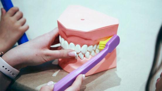 детские зубы профилактика